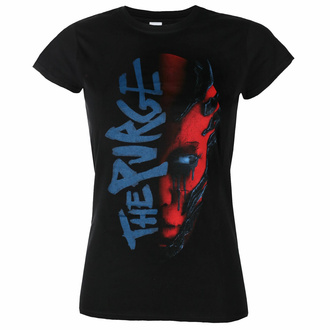 Frauen T-Shirt Within Temptation - Purge Outline - Red Face, ROCK OFF, Within Temptation