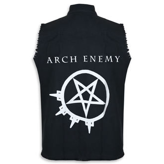 Herren Weste Arch Enemy - Logo And Symbol - RAZAMATAZ, RAZAMATAZ, Arch Enemy