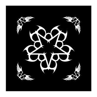 Halstuch BLACK VEIL BRIDES - LOGO - RAZAMATAZ, RAZAMATAZ, Black Veil Brides