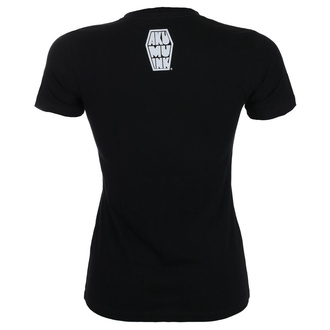 Damen Hardcore T-Shirt - No Sudden Moves - Akumu Ink, Akumu Ink