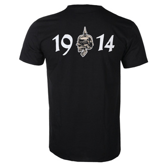 Herren T-Shirt Metal 1914 - The Blind Leading The Blind - NAPALM RECORDS, NAPALM RECORDS, 1914