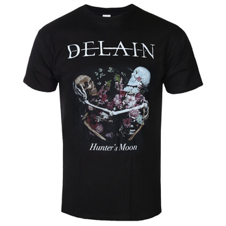 Herren T-Shirt Metal Delain - Hunter´s Moon - NAPALM RECORDS, NAPALM RECORDS, Delain