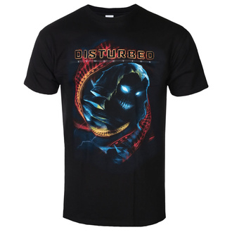 Herren T-Shirt Metal Disturbed - DNA SWIRL - PLASTIC HEAD, PLASTIC HEAD, Disturbed