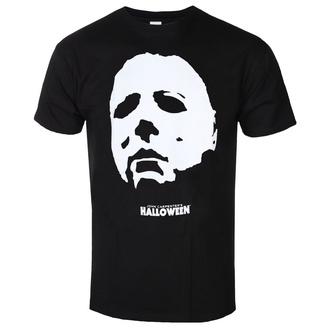 Herren T-Shirt Metal Halloween - MICHAEL FACE - PLASTIC HEAD, PLASTIC HEAD, Halloween
