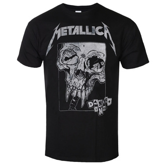Herren T-Shirt Metal Metallica - Damage Detail - NNM, NNM, Metallica