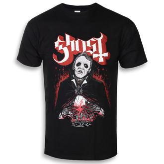 Herren T-Shirt Metal Ghost - Dance Macabre - ROCK OFF, ROCK OFF, Ghost
