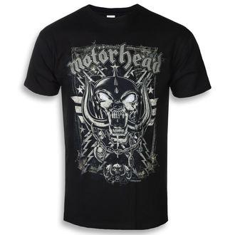 Herren T-Shirt Metal Motörhead - Spiderwebbed Warpig - ROCK OFF, ROCK OFF, Motörhead