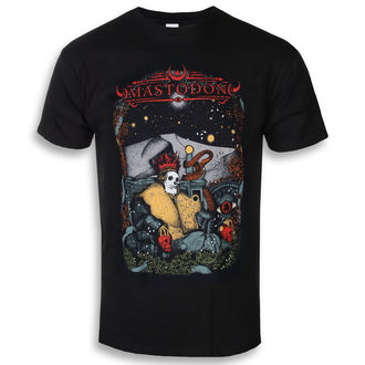 Herren T-Shirt Metal Mastodon - Seated Soverign - ROCK OFF, ROCK OFF, Mastodon
