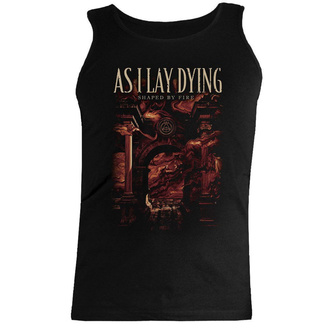 Herren Tanktop AS I LAY DYING - Shaped by fire - NUCLEAR BLAST, NUCLEAR BLAST, As I Lay Dying