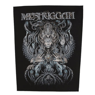 Aufnäher groß MESHUGGAH - MUSICAL DEVIANCE - RAZAMATAZ, RAZAMATAZ, Meshuggah
