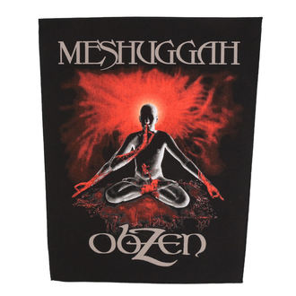 Aufnäher groß MESHUGGAH - OBZEN - RAZAMATAZ, RAZAMATAZ, Meshuggah