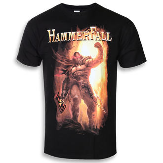 Herren T-Shirt Metal Hammerfall - DETHRONE AND DEFY - PLASTIC HEAD, PLASTIC HEAD, Hammerfall