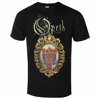 Herren T-Shirt OPETH - CROWN, PLASTIC HEAD, Opeth