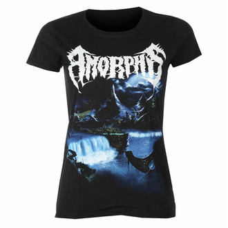 Damen T-Shirt Amorphis - Tales From The Thousand Lakes, ART WORX, Amorphis