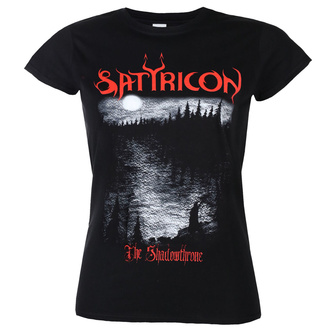 Damen T-Shirt Metal Satyricon - Shadowthrone - NNM, NNM, Satyricon