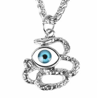 Anhänger Halskette Auge, FALON