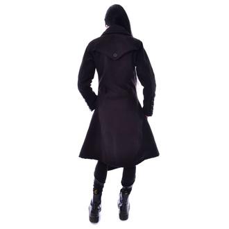 Damen Mantel POIZEN INDUSTRIES - AUSTRA - SCHWARZ, POIZEN INDUSTRIES