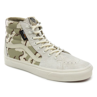 High Top Sneakers UA SK8-Hi (CORDURA) WHTASP - VANS, VANS