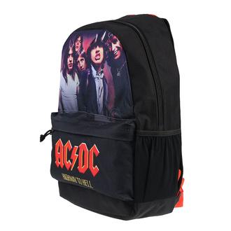 Rucksack AC / DC - HIGHWAY TO HELL - KLASSISCH, NNM, AC-DC