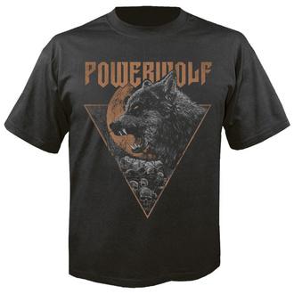 Herren T-Shirt Metal Powerwolf - Fullmoon - NUCLEAR BLAST, NUCLEAR BLAST, Powerwolf