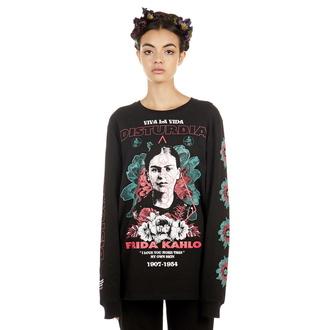 Unisex T-Shirt Hardcore - Frida Viva - DISTURBIA, DISTURBIA