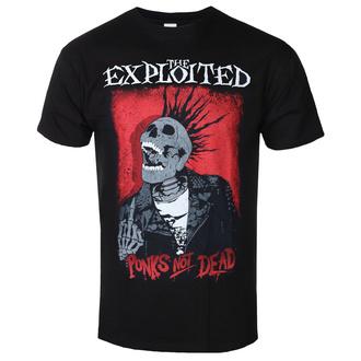 Herren T-Shirt Metal Exploited - Splatter / Punks Nicht Tot - RAZAMATAZ, RAZAMATAZ, Exploited