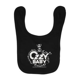 Lätzchen Ozzy Osbourne - Ozzy Baby, Metal-Kids, Ozzy Osbourne