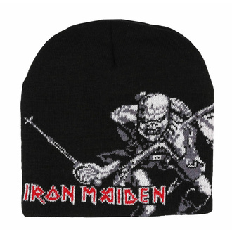 Beanie Iron Maiden - Can I play with madness, LOW FREQUENCY, Iron Maiden