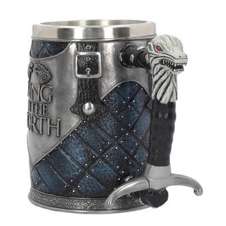 Becher (Krug) Game of thrones - King in the North, NNM, Game of Thrones: Das Lied von Eis und Feuer