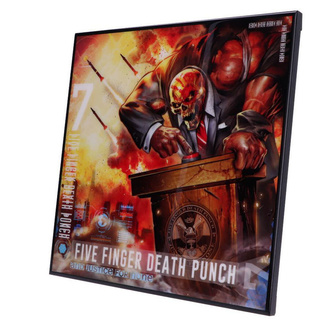 Bild Five Finger Death Punch - Justice for None, NNM, Five Finger Death Punch