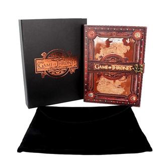 Notizbuch Game of thrones - Seven Kingdoms, NNM, Game of Thrones: Das Lied von Eis und Feuer