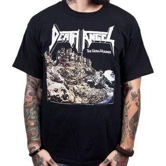Herren T-Shirt Metal Death Angel - Ultra-Violence - INDIEMERCH, INDIEMERCH, Death Angel