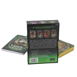 Karten Tarockkarten Witches Kitchen Oracle, NNM