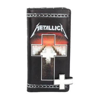 Geldbörse Metallica - Master of Puppets, NNM, Metallica