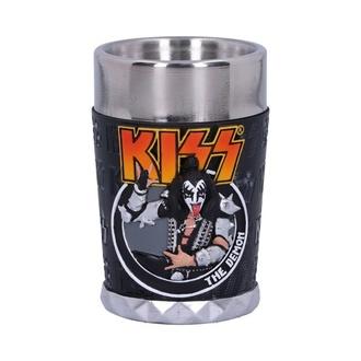 Shot Schnapsglas KISS - Flame Range The Demon, NNM, Kiss