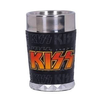 Shot Schnapsglas KISS - Flame Range The Starchild, NNM, Kiss