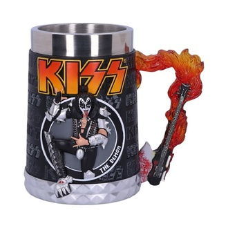 Becher (Krug) KISS - Flame Range The Demon, NNM, Kiss