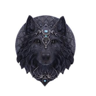 Wanddekoration Wolf - Moon, NNM