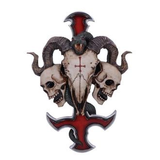 Wanddekoration Devils Kreuz, NNM