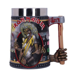 Becher (Krug) Iron Maiden - The Killers, NNM, Iron Maiden