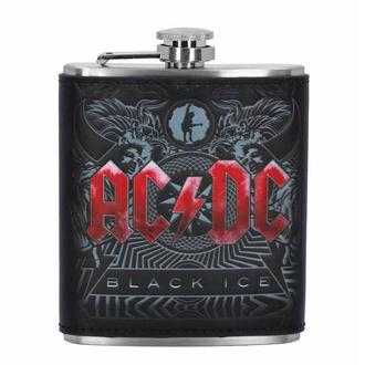 Taschenflasche AC/DC - Schwarzes Eis, NNM, AC-DC