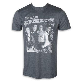 Herren T-Shirt Metal Clash - KANJI - PLASTIC HEAD, PLASTIC HEAD, Clash