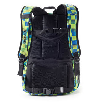 Rucksack MEATFLY - Basejumper 3 - J Cross Green, MEATFLY