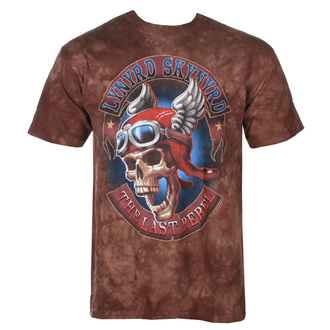 Herren T-Shirt Metal Lynyrd Skynyrd - SOUTH OF HEAVEN - LIQUID BLUE, LIQUID BLUE, Lynyrd Skynyrd