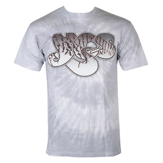 Herren T-Shirt Metal Yes - SPIRAL - LIQUID BLUE, LIQUID BLUE, Yes