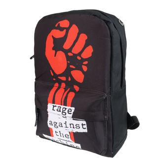 Rucksack Rage Against the Machine - FISTFULL - CLASSIC, NNM, Rage against the machine