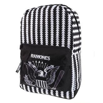 Rucksack RAMONES - LETS GO CREST - CLASSIC, NNM, Ramones