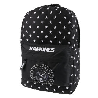 Rucksack RAMONES - STAR SEAL - CLASSIC, NNM, Ramones