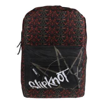 Rucksack SLIPKNOT - PENTAGRAM AOP - CLASSIC, NNM, Slipknot
