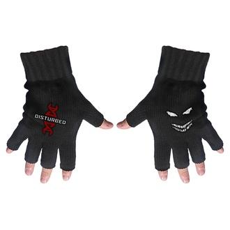 Fingerlose Handschuhe Disturbed - REDDNA, RAZAMATAZ, Disturbed